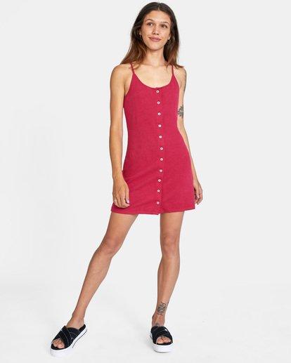 2 Save It Dress Purple AVJKD00112 RVCA