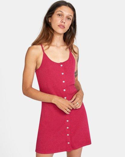 4 Save It Dress Purple AVJKD00112 RVCA