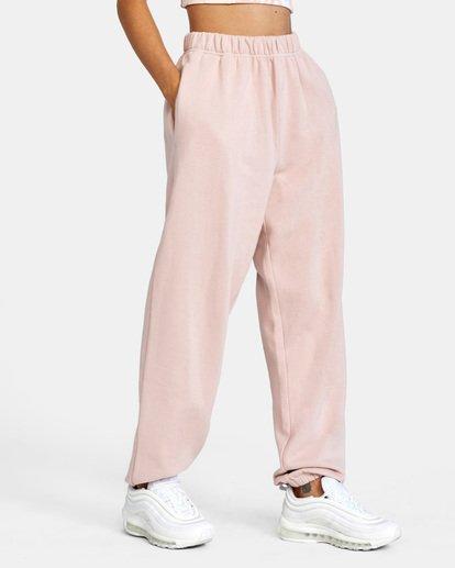 0 Little RVCA Pants Grey AVJNP00129 RVCA