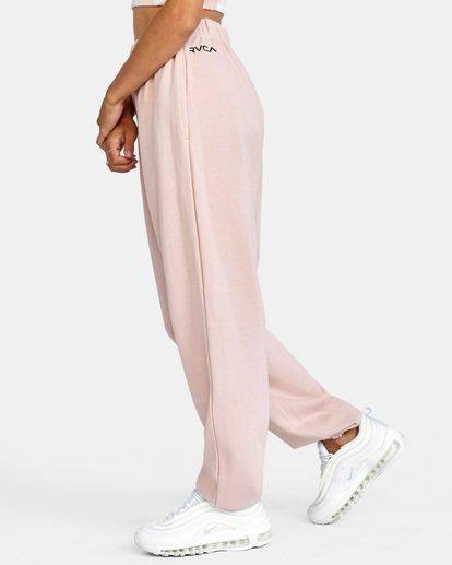 2 Little RVCA Pants Grey AVJNP00129 RVCA