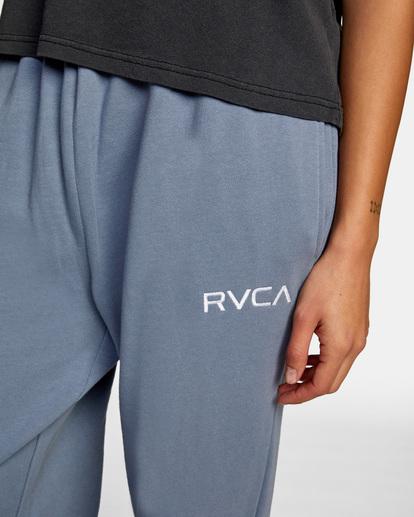 2 Little RVCA Sweatpants Blue AVJNP00140 RVCA
