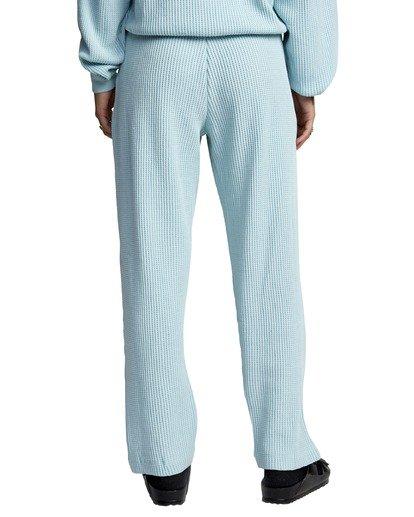 1 WARM UP LOUNGEWEAR PANT Blue AVJPT00105 RVCA