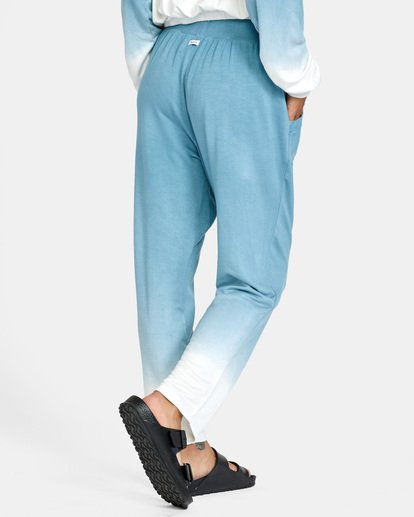 5 DOWNTOWN PANT Red AVJPT00107 RVCA