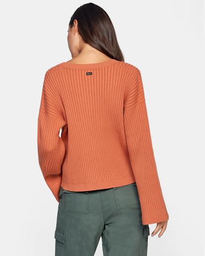 1 Charmed Cardigan Sweater Multicolor AVJSW00122 RVCA