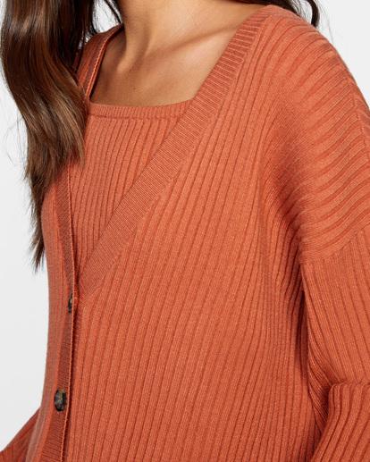 2 Charmed Cardigan Sweater Multicolor AVJSW00122 RVCA