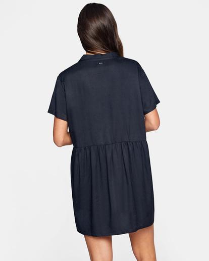 1 Southbound Mini Dress White AVJWD00177 RVCA