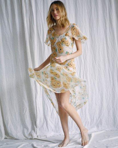 6 Camille Rowe   Lolo Maxi Dress Grey AVJWD00187 RVCA