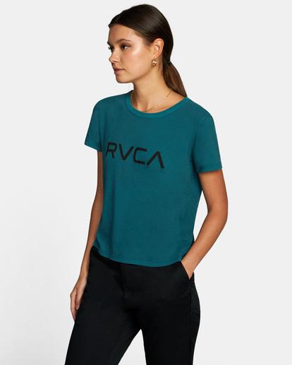 4 Big RVCA Tee Multicolor AVJZT00315 RVCA