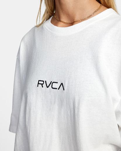 2 Little RVCA Anyday Tee White AVJZT00332 RVCA