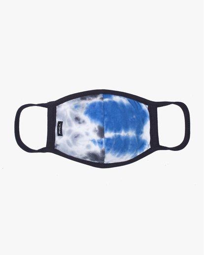 0 RVCA Tie-Dye Mask Blue AVYAA00148 RVCA