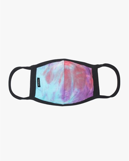0 RVCA Tie-Dye Mask White AVYAA00148 RVCA