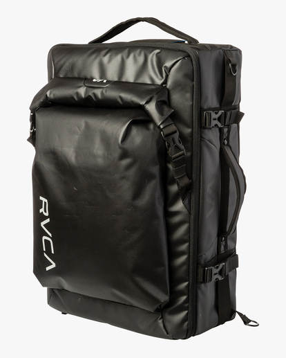 0 Zak Noyle |Camera Duffel Bag Black AVYBA00103 RVCA