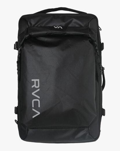 1 Zak Noyle |Camera Duffel Bag Black AVYBA00103 RVCA