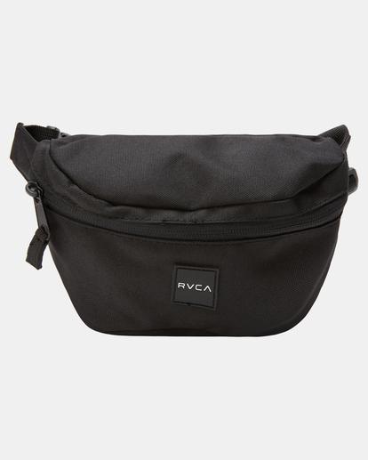 2 RVCA WAIST PACK II Black AVYBA00104 RVCA