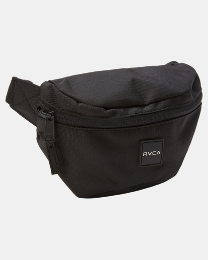 7 RVCA WAIST PACK II Black AVYBA00104 RVCA
