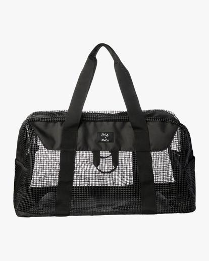 0 Zak Noyle | 48L Beach Bag Black AVYBA00111 RVCA
