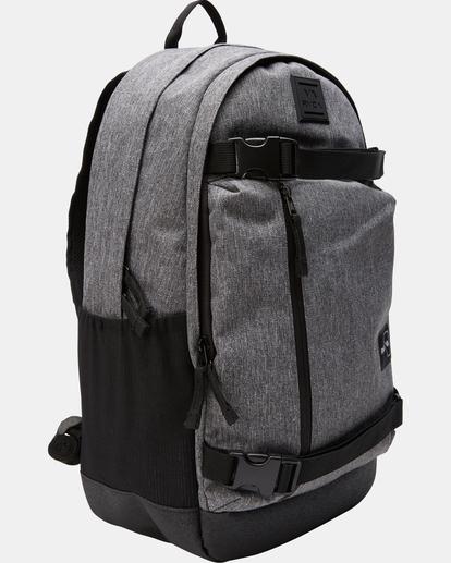 5 CURB SKATE BACKPACK Grey AVYBP00106 RVCA