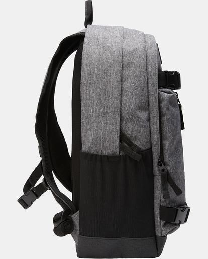 7 CURB SKATE BACKPACK Grey AVYBP00106 RVCA
