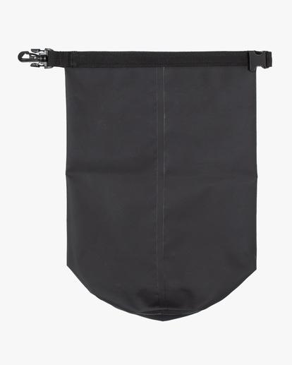 1 Island Hex 14L Dry Bag Black AVYBP00108 RVCA