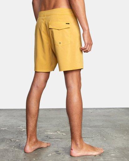 """5 VA Pigment Boardshorts 18"""" Multicolor AVYBS00131 RVCA"""