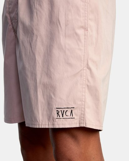 "3 Opposite Elastic 2 Boardshorts 17"" Grey AVYBS00162 RVCA"