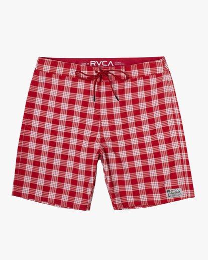 "0 Evan Mock | Palaka Boardshorts 18"" Brown AVYBS00163 RVCA"