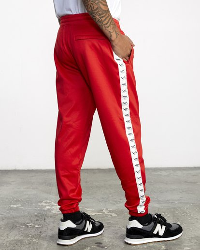 5 NORE TRACK PANT Brown AVYFB00104 RVCA