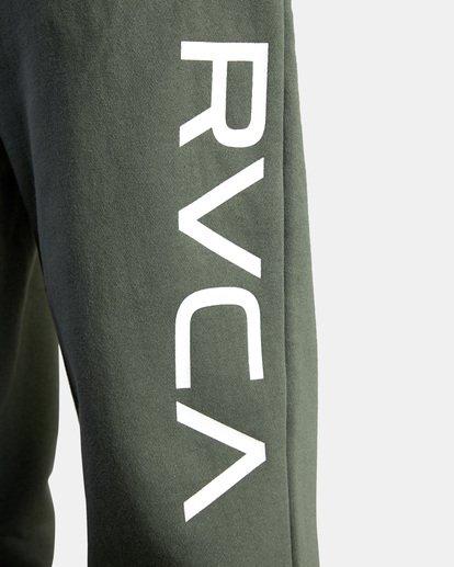 2 BIG RVCA PANT Green AVYFB00111 RVCA