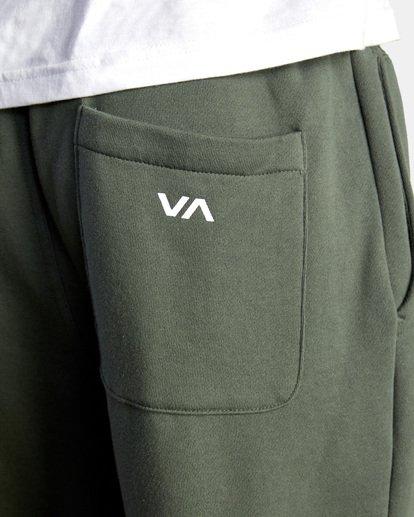 6 BIG RVCA PANT Green AVYFB00111 RVCA