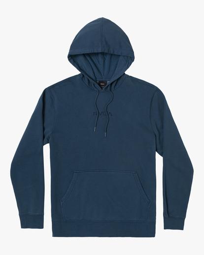 0 Tonally Pullover Hoodie Green AVYFT00210 RVCA