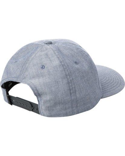 1 DAYSHIFT SNAPBACK HAT White AVYHA00130 RVCA