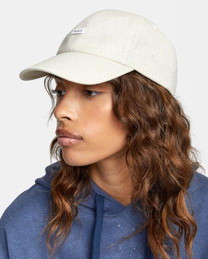 2 NEUTRAL CAP White AVYHA00149 RVCA