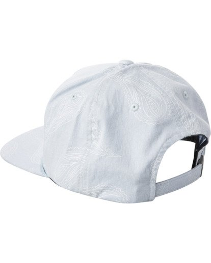 2 Hastings Claspback Hat Blue AVYHA00197 RVCA