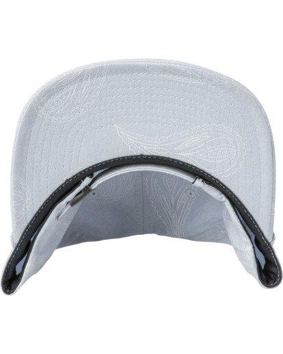 3 Hastings Claspback Hat Blue AVYHA00197 RVCA