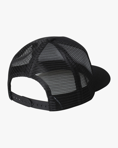 1 Day Shift Trucker Hat Black AVYHA00232 RVCA