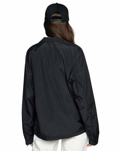 1 Matty Matheson   Matty Coaches Jacket Orange AVYJK00138 RVCA