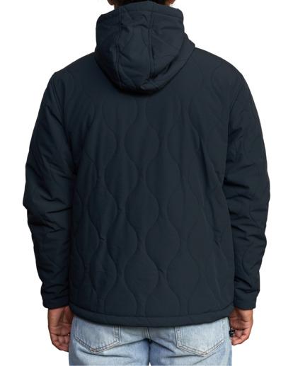2 Yari Packable Jacket Black AVYJK00144 RVCA