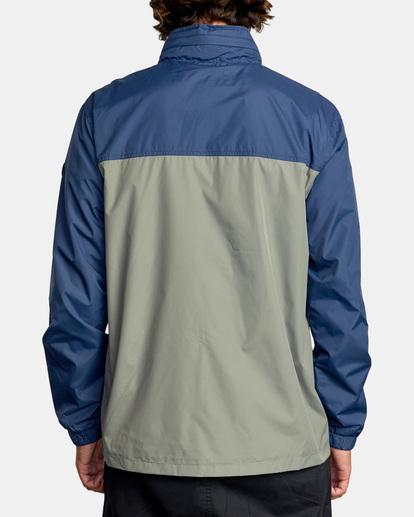 1 Baybreaker 2 Jacket Blue AVYJK00146 RVCA