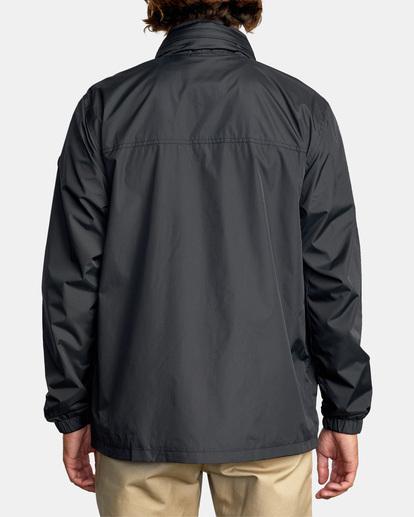1 Baybreaker 2 Jacket Orange AVYJK00146 RVCA