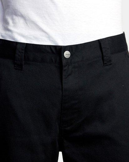 7 Kevin Spanky Long | Spanky Okapi Cropped Pants. Orange AVYNP00117 RVCA