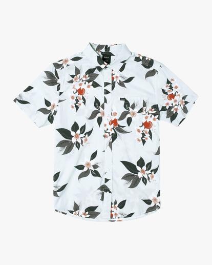 0 Anaheim Short Sleeve Shirt Green AVYWT00220 RVCA