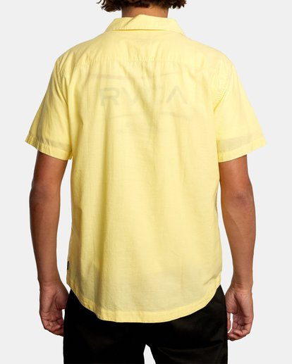 2 Kevin Spanky Long   KSL Easy Short Sleeve Shirt Multicolor AVYWT00224 RVCA