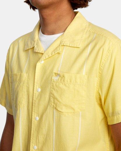 3 Kevin Spanky Long   KSL Easy Short Sleeve Shirt Multicolor AVYWT00224 RVCA