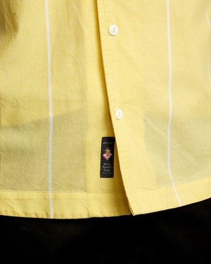 6 Kevin Spanky Long   KSL Easy Short Sleeve Shirt Multicolor AVYWT00224 RVCA