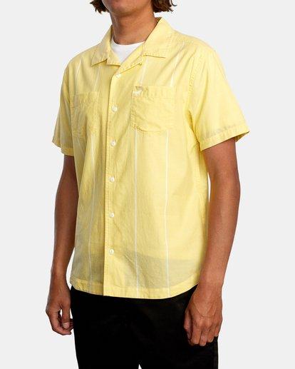 4 Kevin Spanky Long   KSL Easy Short Sleeve Shirt Multicolor AVYWT00224 RVCA