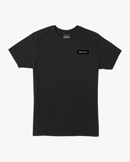 0 VA Sport | Icon Workout Shirt Black AVYZT00184 RVCA