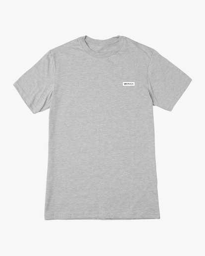 0 Icon Workout Shirt Grey AVYZT00184 RVCA