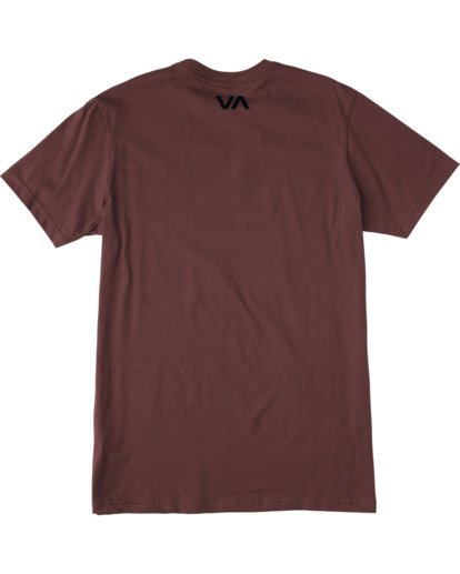1 VA Sport   Icon Workout Shirt White AVYZT00184 RVCA