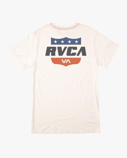 1 RODEO TEAM SS White AVYZT00471 RVCA