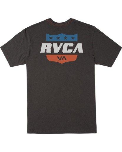1 RODEO TEAM SS Black AVYZT00471 RVCA
